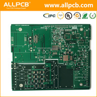 led light high quality printed circuit board fabrication