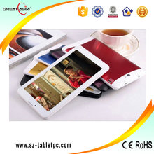 Dual card 3g sim card android brand 7 inch tablet pc china 7 inch best low price tablet pc