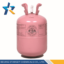 HFC410a Car refrigerant Gas r410a in18 metric ton Iso tank