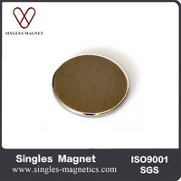Strong permanent high quality N42 N45 N48 N50 Neodymium disc magnets