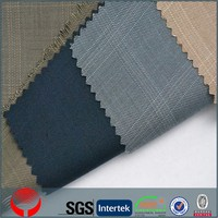 plaid fabric for school uniform checked fabric