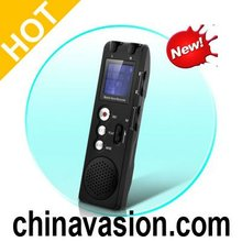 Digital Voice Recorder with Noise Reduction