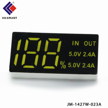 Three-digit 7 segment LED displays small led display led custom display
