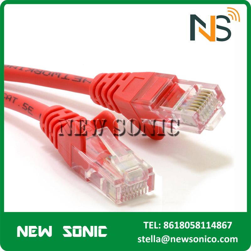 Lan Cable Network Cable Cat5e Cat 6 UTP Cable Specification 1m 2m 5m AMP Cat6 SFTP/FTP/UTP