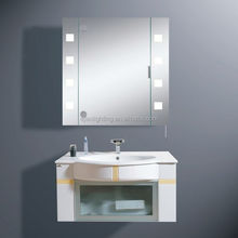 swivel mirror cabinet