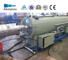 pvc pipe machine with low price, electric pvc pipe making machine, flexible pvc pipe extrusion line