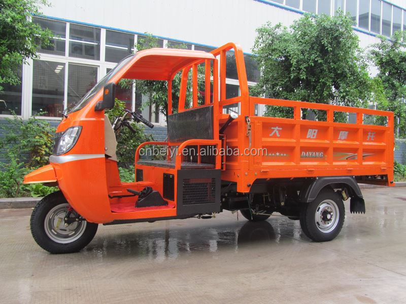 Hot Sale cargo tricycle power tricycle with cabin