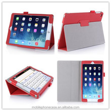 New Original PU Leather Tablet Case And Keyboard for ipad air 2