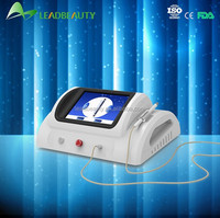 hi-tech effective painless spider vein removal machine high frequency facial machine portable
