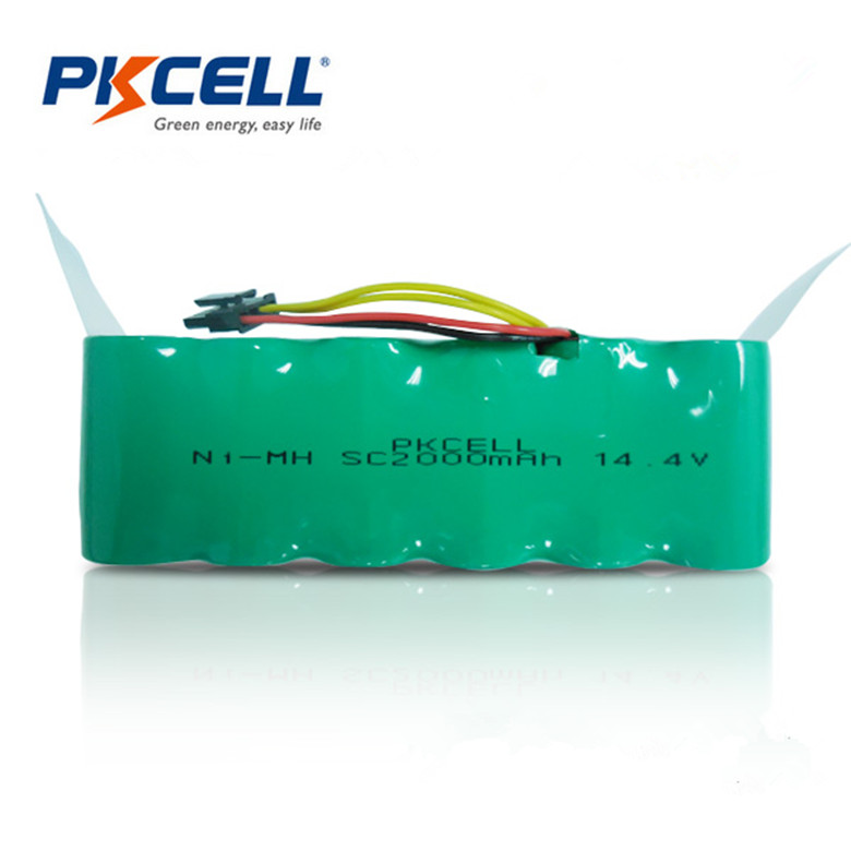 power tool battery nimh sc 2000mah 14.4V ni-mh Rechargeable Battery Pack for vacuum cleaner