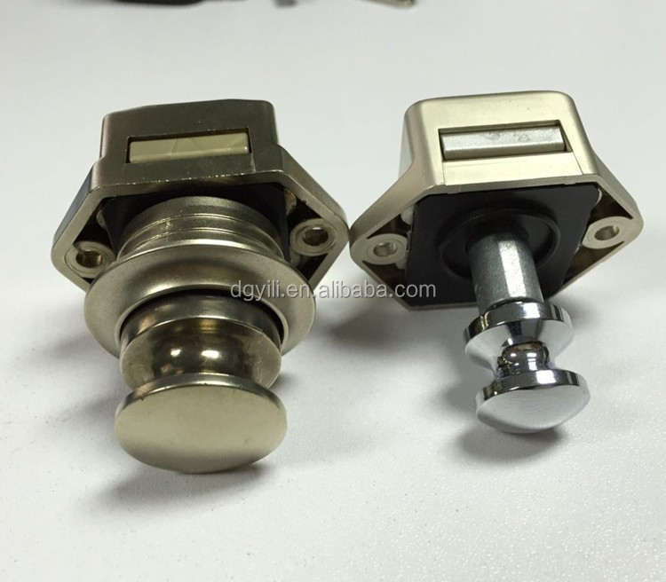 mini push caravan lock for Euro market/high quality mini push catch