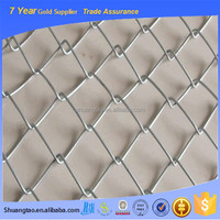stainless steel cable fence/6 foot chain link fence