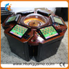 200kg Weight casino roulette table machine mini roulette