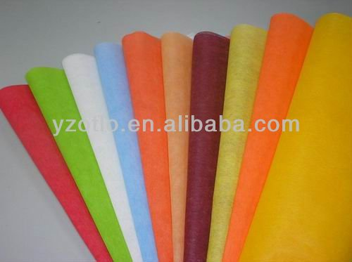 Textile Nonwoven Fabric Raw Materials Cover
