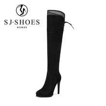 9450 fashion boots Style and TPR Outsole Material genuine leather women's boots
