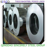 ASTM 430 BA stainless steel coil, ss 430 stainless steel strips