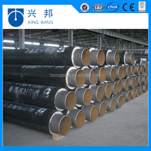 DN 250 Heat resistant exhaust insulation pipe for heating pipes