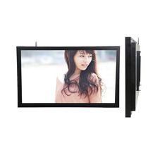 55 Inch Wall-mounted 1080P HD Digital Signage LCD Ad