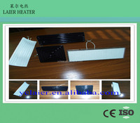 Infrared ceramic heater