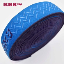 custom logo silicone garment tape for antislip