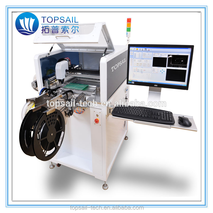 China manufacturer smt pick and place machine with high quality