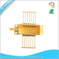 Electronics microwave package, Optical fiber package