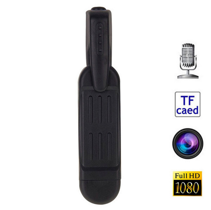 1080P Business Pocket Hidden Camera Video Voice Recording DV Camera Picture Taking Clip Pen Camera T189-2 Cheap Price Recorder
