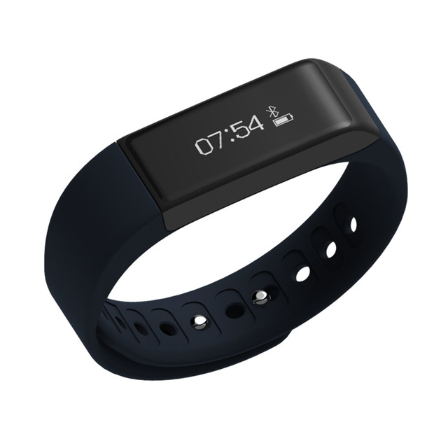 Original iwown i5 plus Smart Band Wristband Fitness Tracker OLED TPU Sleep Monitor Waterproof IP65 Bluetooth 4.0 for Android iOS