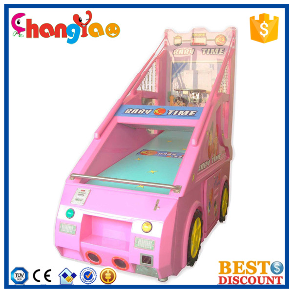 Children Basketball Electronic Game Machine