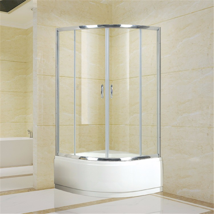 2017 super wholesale round shower enclosure for Europe market