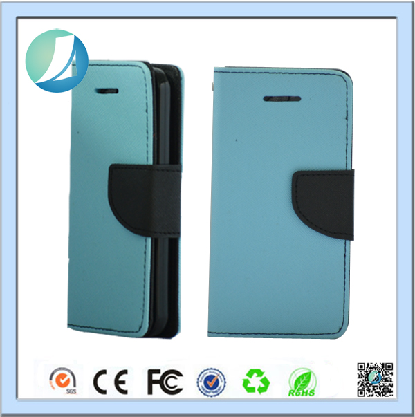 Best Selling Wallet Leather Case cover for lg p760 optimus l9 p765