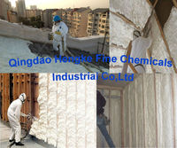Spray Polyurethane Inject- Foam Insulation for roof