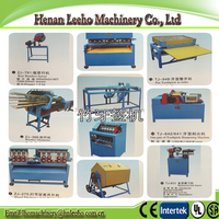 Durable bamboo toothpick match stick making equipment