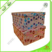 Foldable Storage Box For Office And School Documents Keep Or Home Storage Box