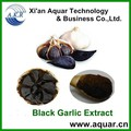 health product Black Garlic Extract treating bacterial infection, gastroenteritis and cardiovascular diseases;