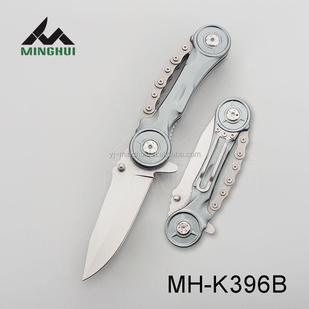 Assisted opening pocket knife/gift pocket knife