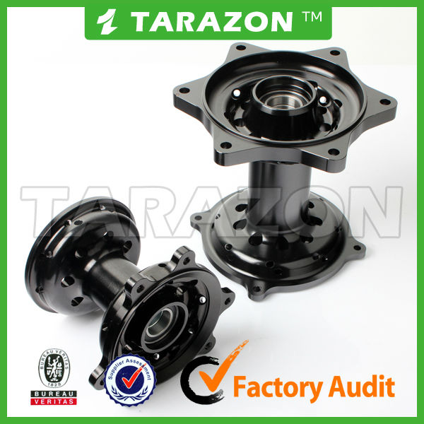 CNC Billet Aluminium Alloy moto cross Wheel Hub for CRF 250 450