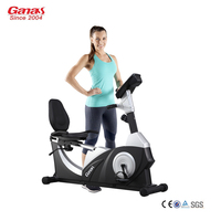 Fitness Body Fit Magnetic Recumbent Bike KY-8606 Exercise Indoor Bike