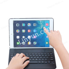 Ultra Thin Mini Plastic Bluetooth Keyboard for iPad Air,For iPad Air External Keyboard