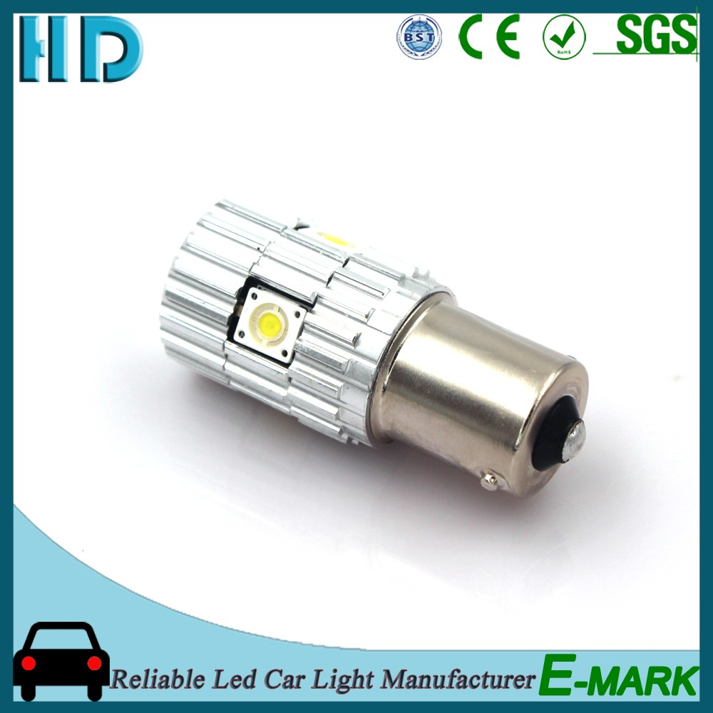 Super bright S25 BA15S 4 O SRAM C REE P21W PY21W P21/5W 1157 7507 30W 50W 80W HIGH POWER,S25 1142 1156 AUTO CAR LAMP