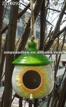 decorative hanging bird nest