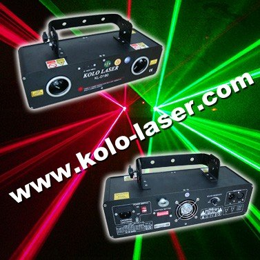 100+50mW double red and green laser light-KL-D180