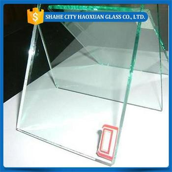 No complain new products 5mm price float glass