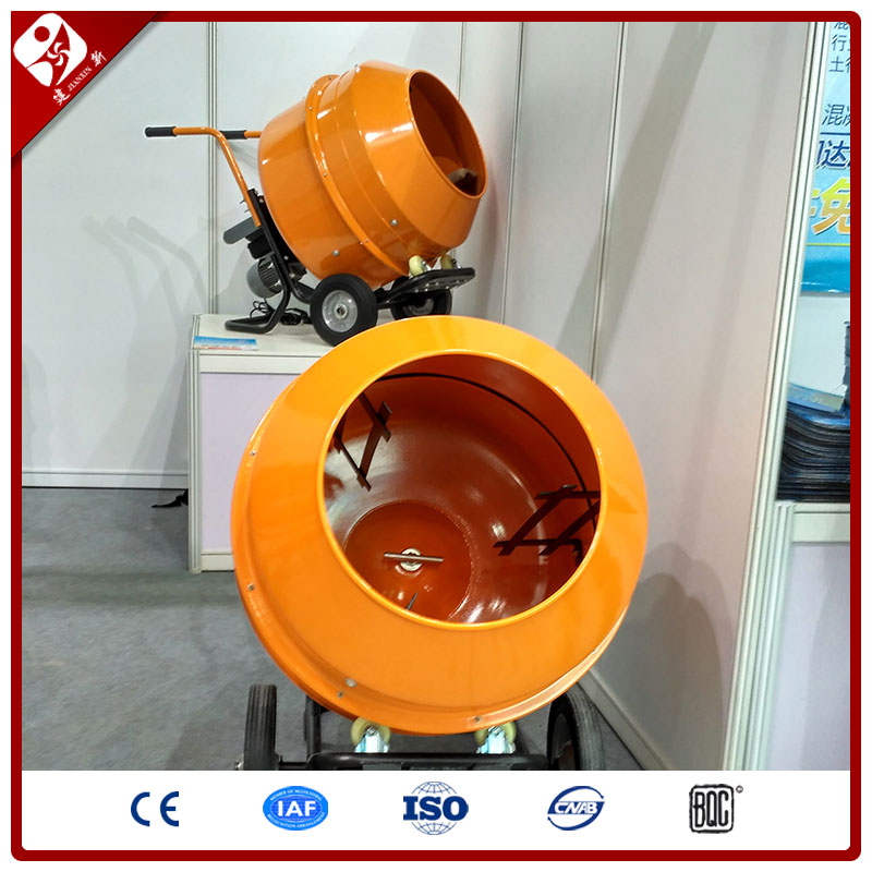 Best selling products 2017 portable concrete mixer and pump