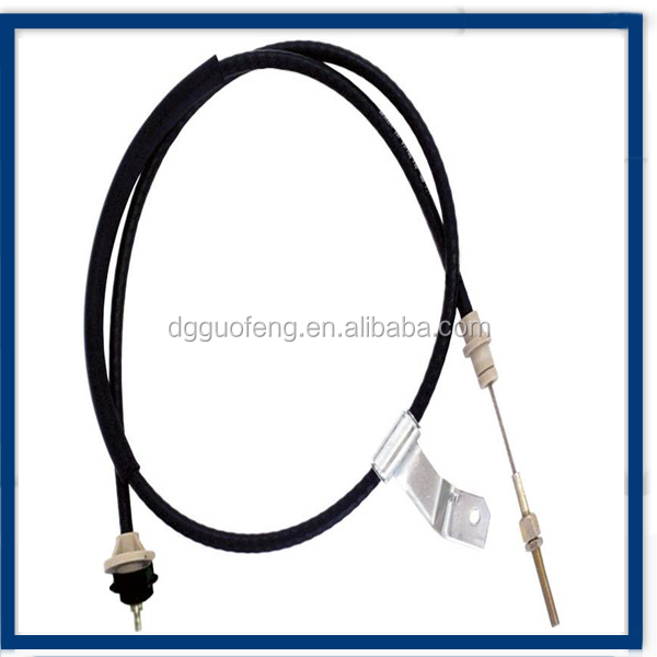 Motorcycle Brake Cable / Auto Control Cable Custom Motorcycle Throttle Cables