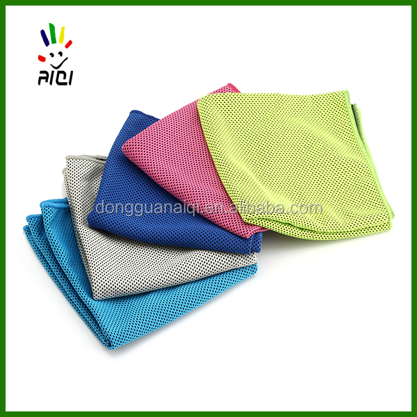 multi-purpose economical sport cooling towel golf microfiber travel towel