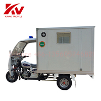 Top quality New style moto taxi tricycle suppliers to nigeria cabin tricycle with enclosed cargo box