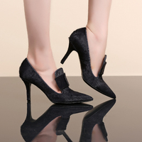 Summer women shoes pointed toe women stylish high heel shoes