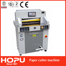 6 Digital electric paper cutter ,paper cutting machine