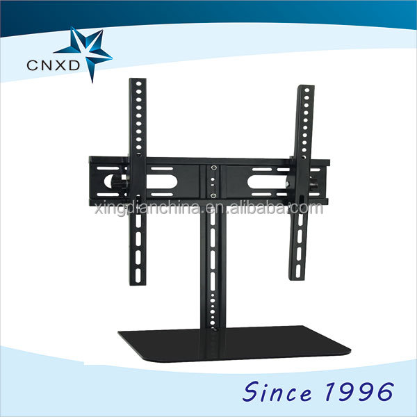 Stand up dvd player dvd stand tv wall mount with dvd bracket